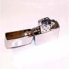Зажигалка бенз. Zippo цвет-серебро 10 см