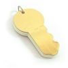 Блокнот ключ золотой