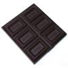Зеркало шоколад темный 8 - 8.5 см