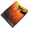 Обложка на зачетку N9 Девушка с наушниками