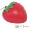 Мышь для ПК в виде красной клубники 800dpi