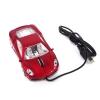 Мышь для ПК в виде Автомобиля красная А30
