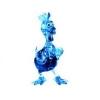 Головоломка 3D Петух синий