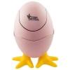 Мусорница Яйцо розовое