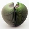 Блокнот раскладушка Яблоко зеленое УЦЕНЕННЫЙ ТОВАР