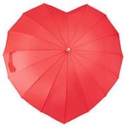 Зонт Сердце красный 1275рублей. Есть в наличии.
