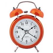 Часы настольные D7 см красный цвет 630рублей. Есть в наличии.