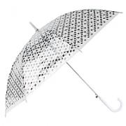 Зонт купол Горошек черный 350рублей. Есть в наличии.